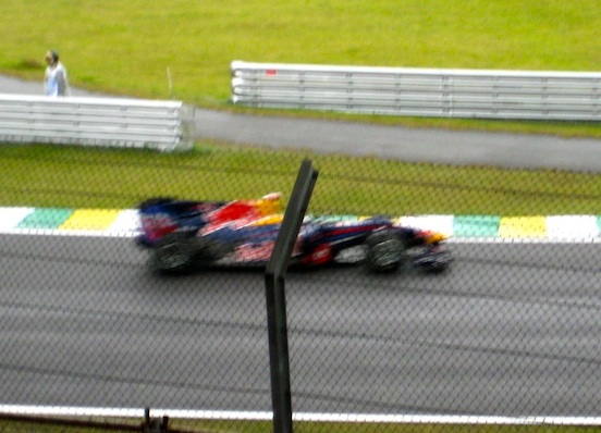 Foto Carro Sebastian Vettel Red Bull Racing F1