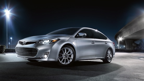 Novo Toyota Avalon 2013 - USA (EUA)