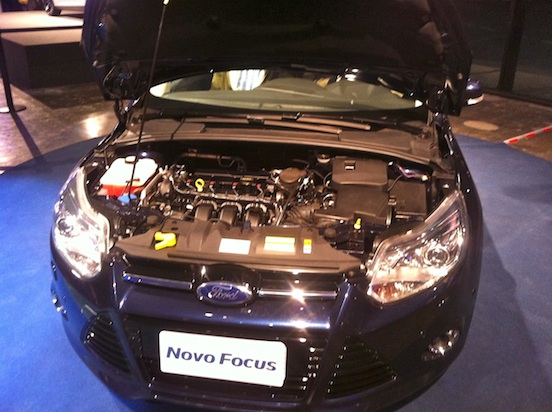 Novo Ford Focus Sedan