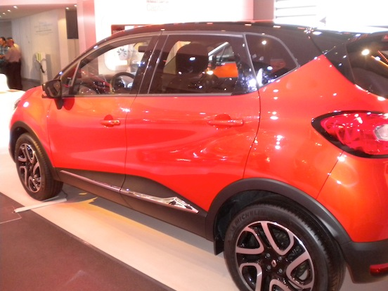 Fotos - Renault Captur