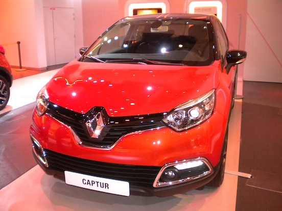 Fotos Renault Captur