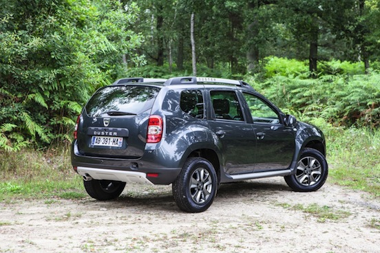 Fotos SUV Duster 2014