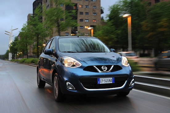 Fotos Novo Nissan March europeu, carro popular japones