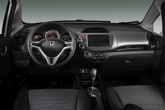Novo Honda Fit CX 2014