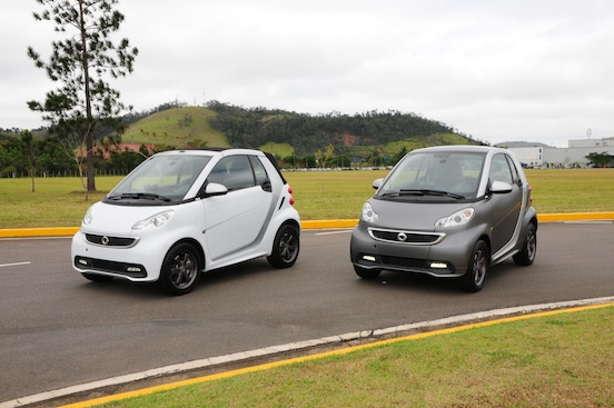 Foto Smart ForTwo Nightstyle Edition