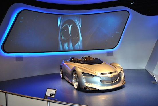 Atração Test Track GN Chevrolet, Epcot Center, Wlat Disney World, Orlando