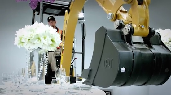 Desafio Caterpillar Built for It #3 Vídeo China Shop