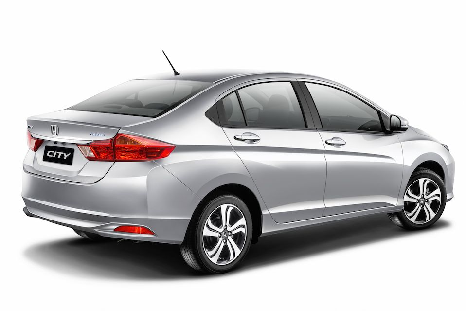 Novo Honda City 2015 Fotos