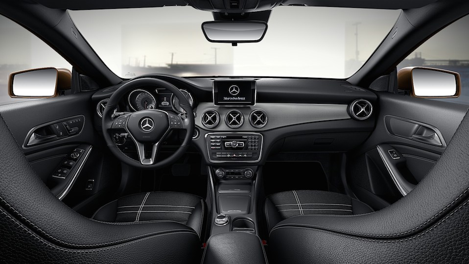 Mercedes-Benz CLA Interior