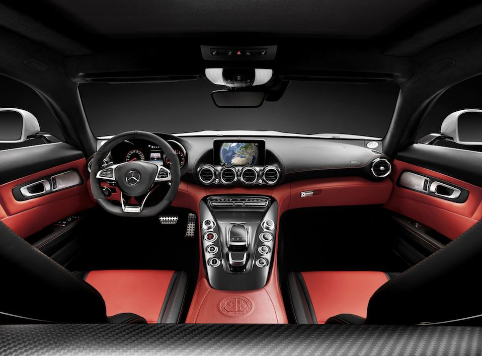 Mercedes-Benz AMG GT Interior