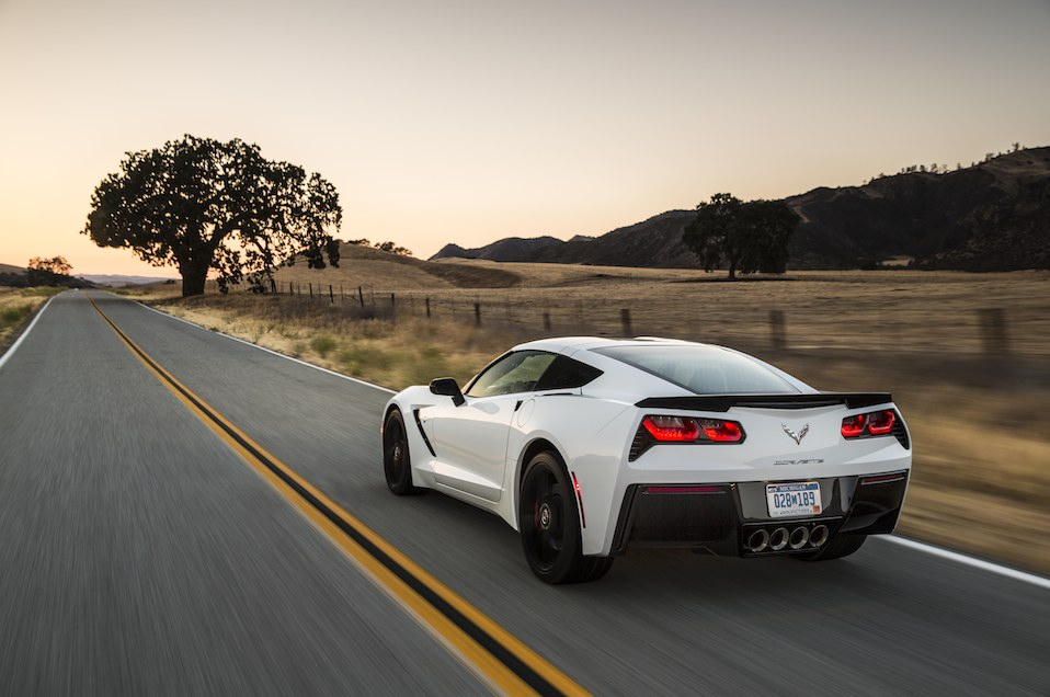 GM Chevrolet Corvette