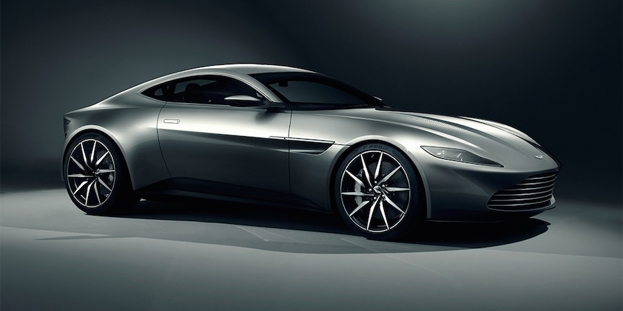 Aston Martin DB10 carro-car 007 James Bond Spectre - Espectro