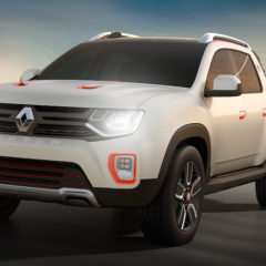Duster Oroch, a pick-up Renault