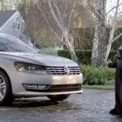 Vídeo divertido de sexta: Darth Vader estrelando o comercial do VW Passat