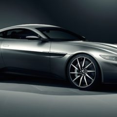 Aston Martin DB10: carro do novo filme 007