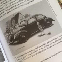 A biografia do VW Fusca